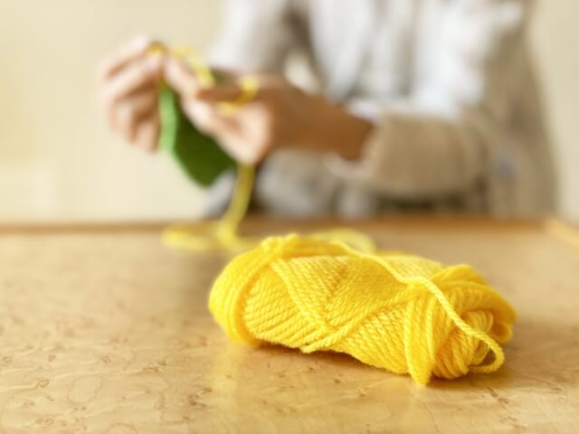 編み物とは?