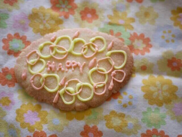 アイシングクッキーマイスター資格の資格