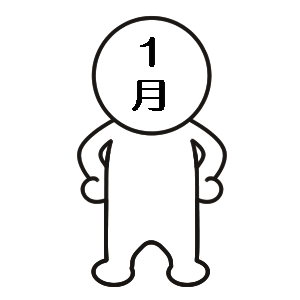 1月生まれの性格