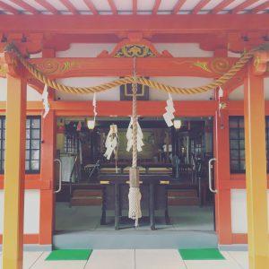 金光稲荷神社スポット