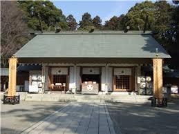 常磐神社スポット