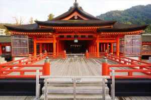 厳島神社スポット