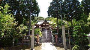 木華佐久耶比咩神社スポット