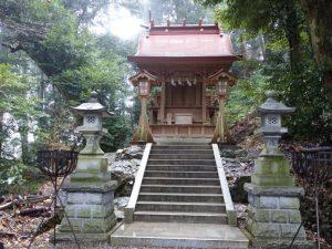 大甕神社スポット