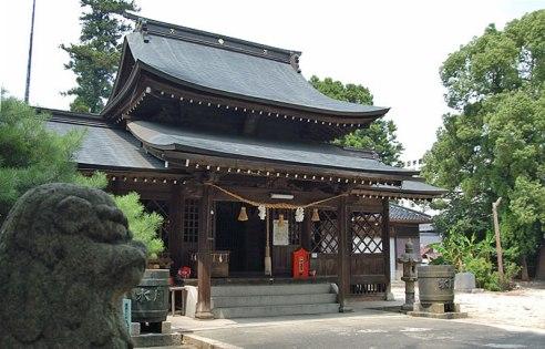 山口八坂神社