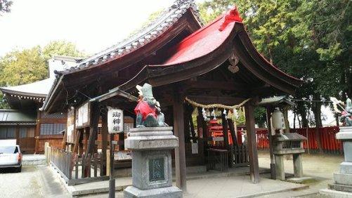 清洲山王宮 日吉神社