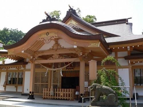 天之御中主神社 社殿