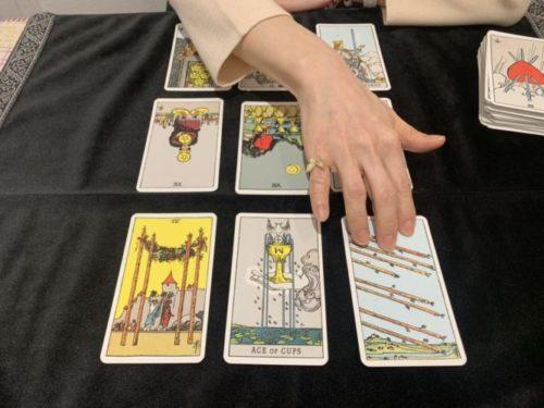蓮香先生 当たる カード