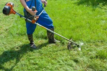 筑紫野市 一軒家 庭の草刈り|えびす造園