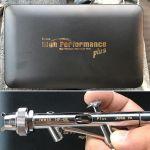 #アネスト岩田 HP-BEP 0.8mm 丸吹き平吹きができる武器が届きました〜 使いきれるかな?