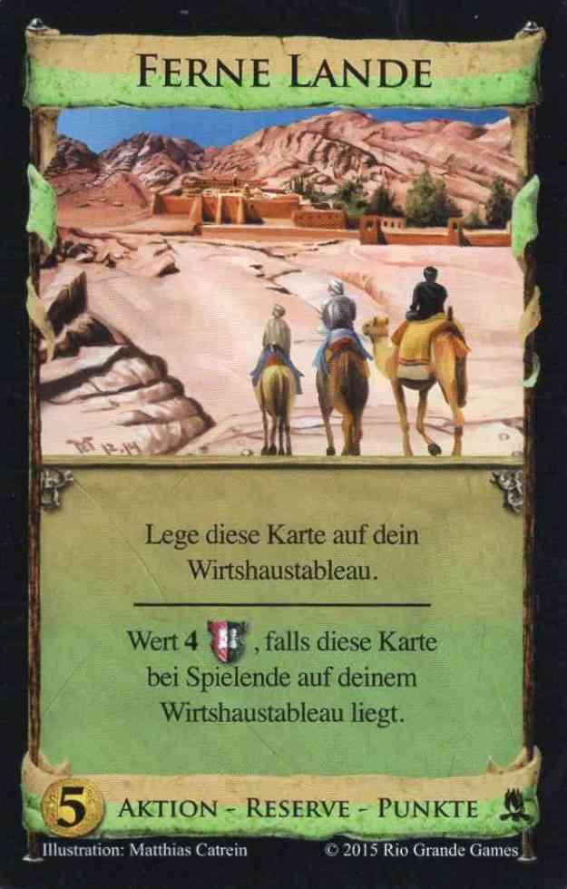 Dominion Abenteuer Ferne Lande