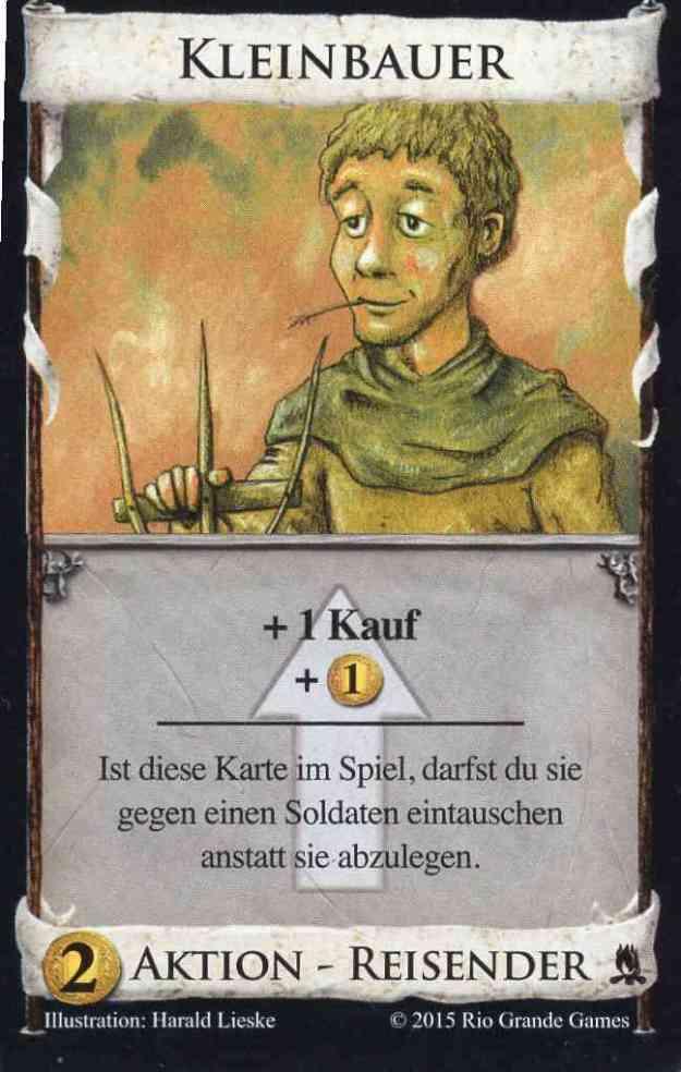 Dominion Abenteuer Kleinbauer