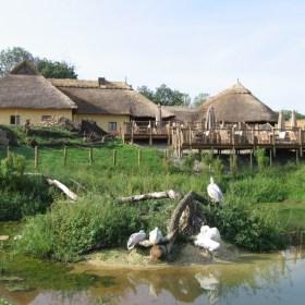 Afrika-Lodge Zoom Erlebniswelt Gelsenkirchen