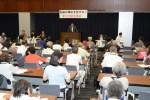 6月30日「言論の弾圧を許すな!怒りの緊急集会」百田氏の「つぶす」発言に沖縄2紙の記者が猛抗議!民主・枝野幹事長、維新・初鹿議員も発言。