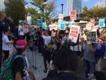 9/27(日)シールズ東海名古屋駅噴水広場街宣に1500人が参加!野党の共闘を求める声が渦巻く場に!