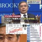 【これはおかしい!】仕事(物価2%上昇)は全くしてないのに、日銀役員の給与3年連続引き上げへ!黒田総裁は3512万円