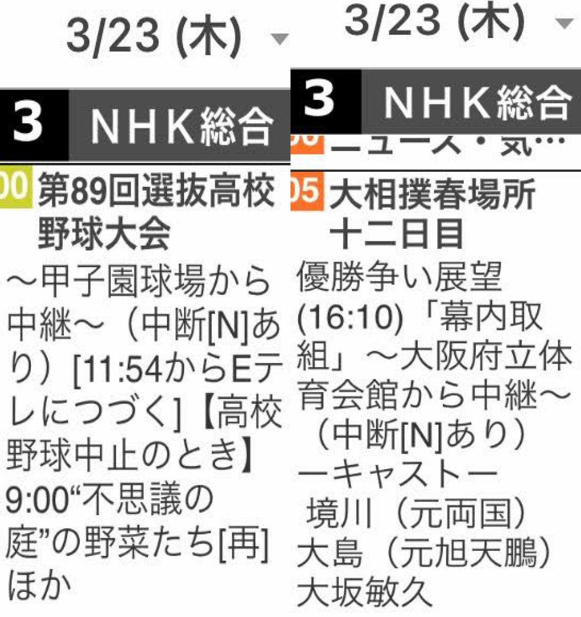 【ちょ、待てよ】NHKが「籠池証人喚問」中継をボイコットか!?甲子園・相撲を放送?石原喚問は生中継!