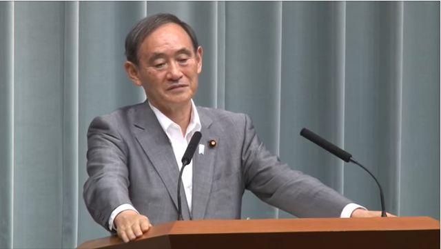 【敗北】記者会見で菅官房長官が泣きそうな表情に。しかし追及するのは東京新聞とジャパンタイムズのみ・・