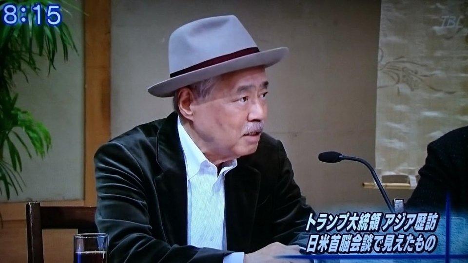 日本の正体】岸井成格氏「トラン...