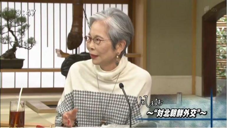 【ネトウヨ激怒】大宅映子さん「日本は北朝鮮の脅威を国難と言って政治利用してるのが不安」#サンモニ