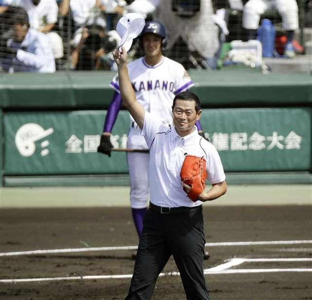 【これぞレジェンド】甲子園始球式で桑田氏「我々大人は投球制限を設けるなどルール作りが必要」