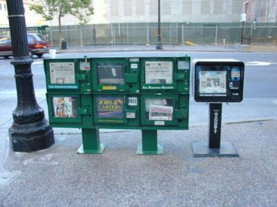 【驚愕データ】アメリカで地方の新聞1800紙が消滅(15年間)、全体の5分の1超