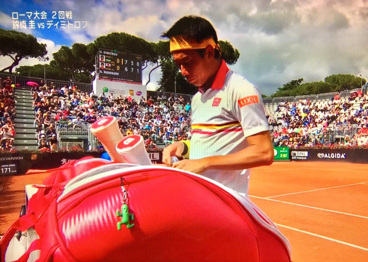 【朗報】日本テニス界の王者『錦織圭』さん、スプラトゥーンのファンだった