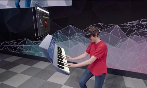 HoloLens2 ホロウレンズ2