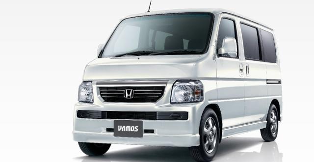 ホンダが新型N‐VAN:エヌバンを発売!バモス・アクティのモデルチェンジの後継車
