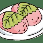桜餅の違い