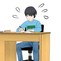 中学生の宿題の終わらせ方