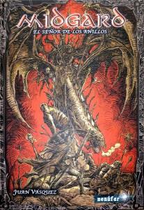 ilustraciones-midgard-señor-anillos-lord-rings-0