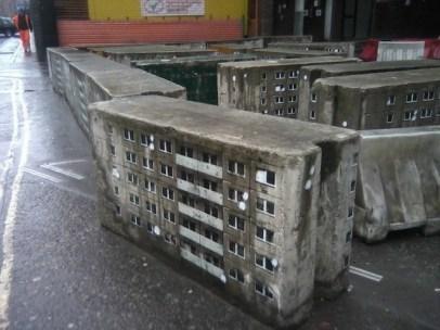 blocks de departamentos, por evol