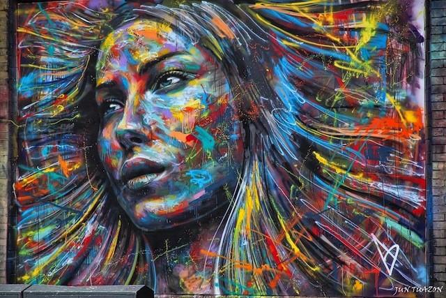 graffiti de david walker