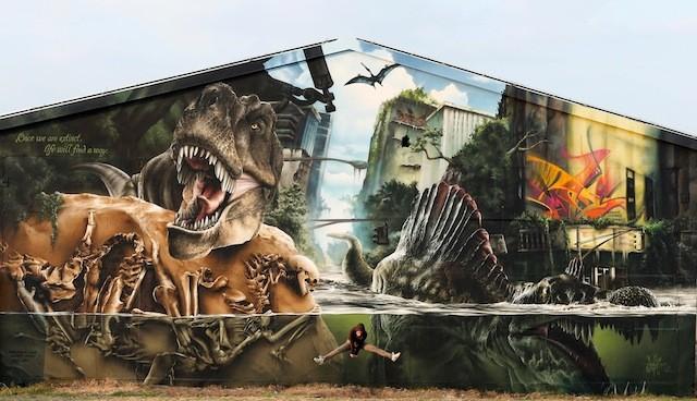 graffiti de madC, en alemania