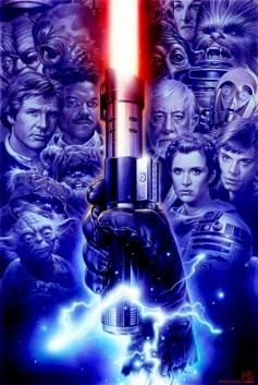 afiche-ilustración-star-wars-1