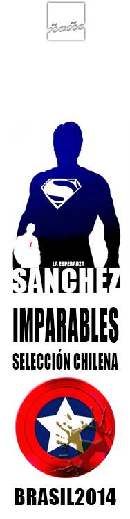 afiche-alexis-esperanza-sanchez-superman-seleccion-chile