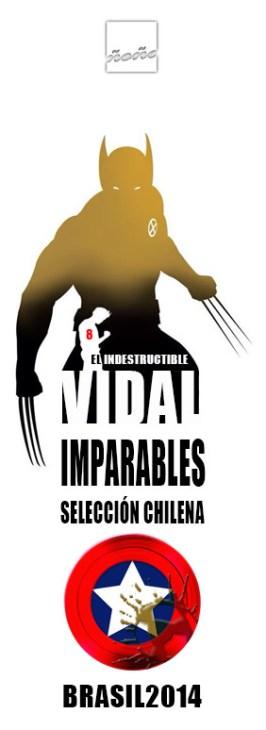 Arturo Wolverine Vidal