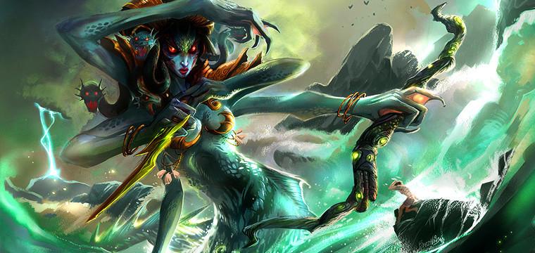 lady-vashj-medusa-world-of-warcraft-760