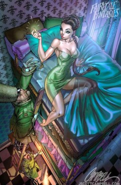 princesa-disney-cascanueces-sexy-j-scott-campbell