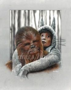 chewbacca-mash-up-star-wars-donde-viven-monstruos