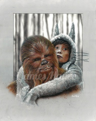 chewbacca-mash-up-star-wars-donde-viven-monstruos