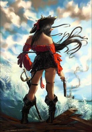 ilustrador-rafael-nangari-comic-pirata