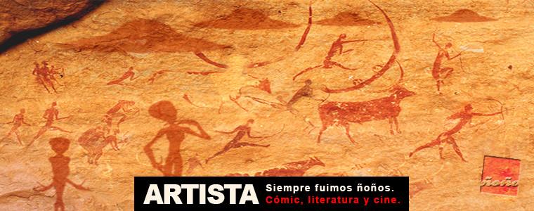 adv-categoria-artista-pintura-rupestre-invasor-alienigena