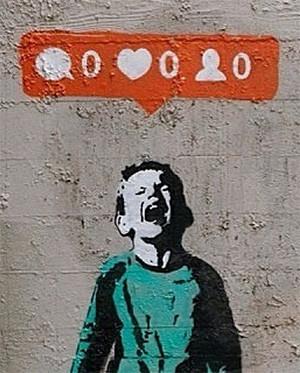 banksy-grafiti-kid-llora-sin-seguidores-redes-sociales