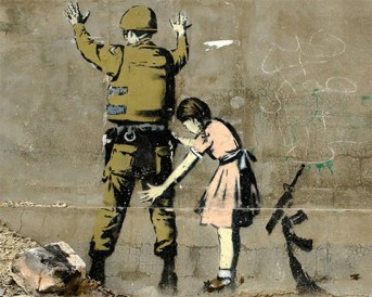 banksy-grafiti-kid-registra-soldado
