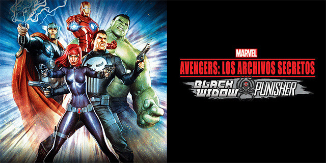 vengadores-confidencial-punisher-black-widow-animacion