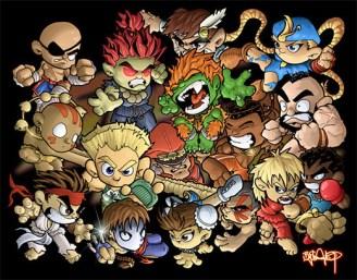 peliculas-street-fighter-personajes-infantil-ñoño
