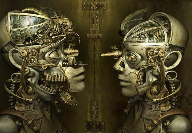 pintura-steampunk-rostros-intervenidos