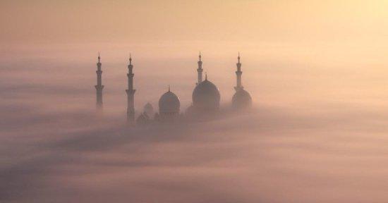 Gran Mezquita del Sheikh Zayed - Abu Dhabi